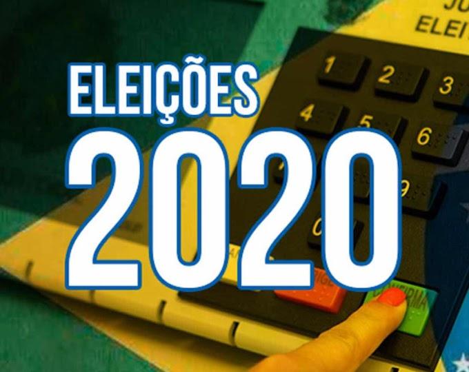 Senado aprova em primeiro turno as novas datas para as eleições municipais 2020