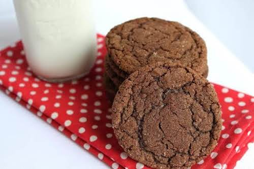"Click Here for Recipe: Give me some sugga! Fudge Cookies ""They were..."