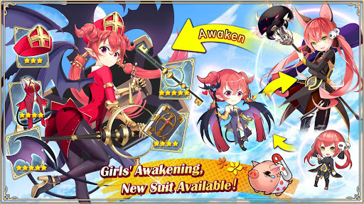 Girls X Battle:GXB_Global screenshot