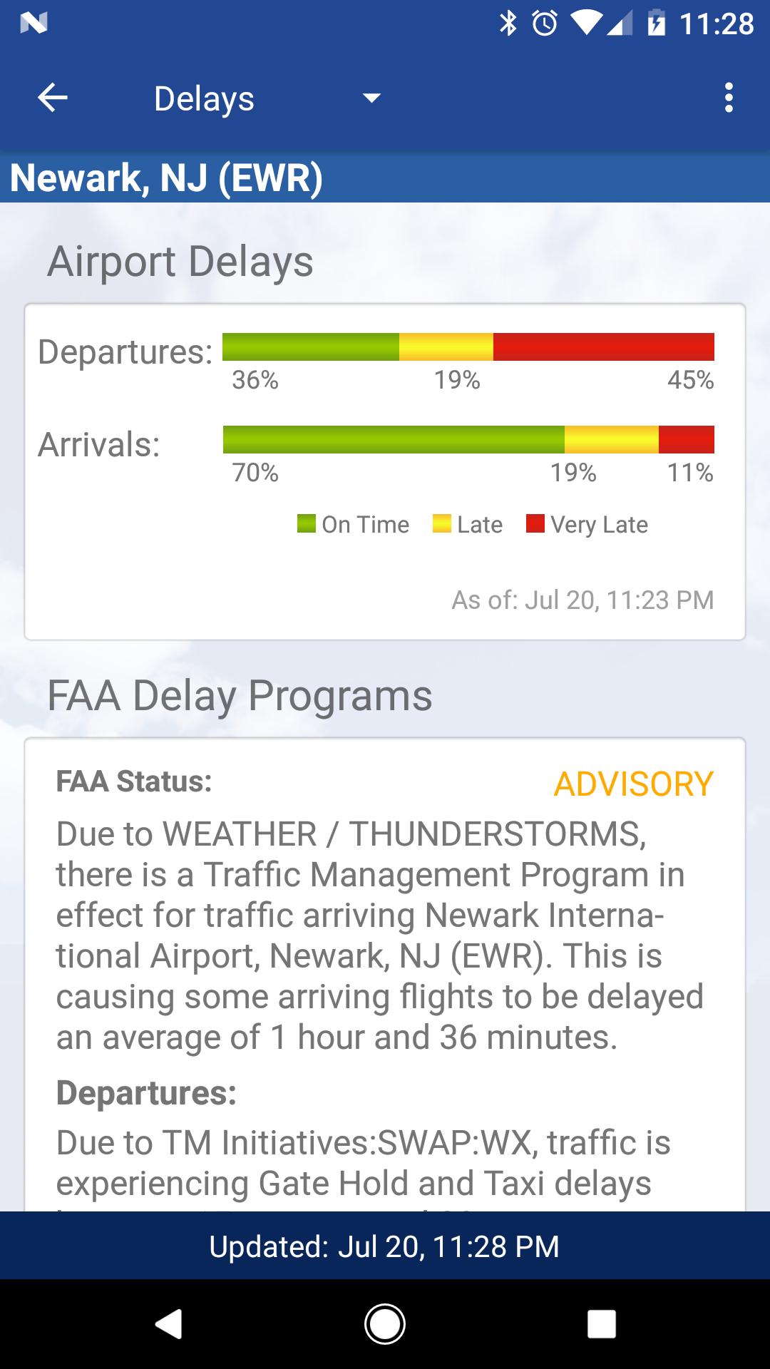 FlightView Free Flight Tracker screenshot #5