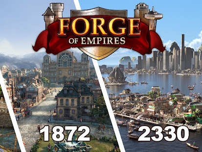 Forge of Empires v1.146.0 APK Full