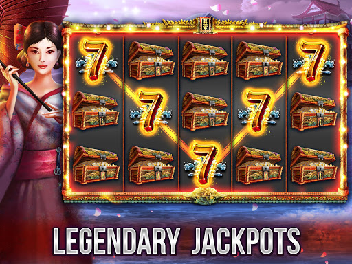 Free Vegas Casino Slots - Samurai  screenshots 10