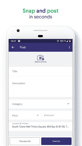 Kijiji: Buy, Sell and Save on Local Deals 7.7.0 screenshots 2