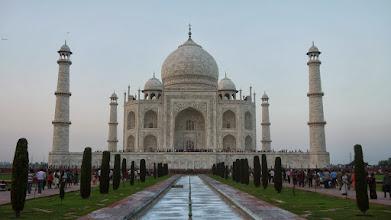 Photo: Das Taj Mahal