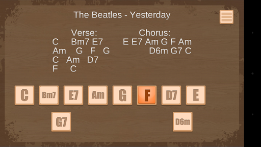 Guitar Songs And Chords