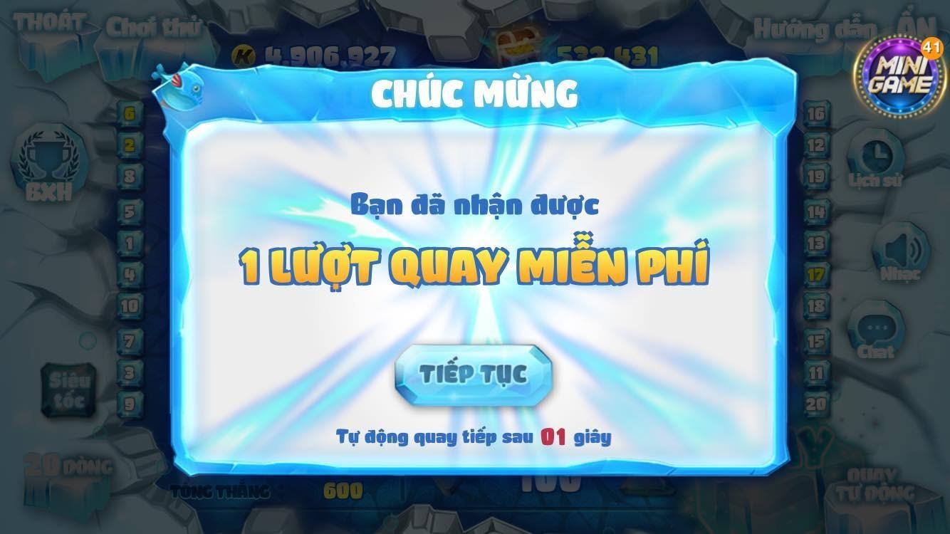 Slot game Việt KingFun - Nổ hũ phát tài đổi ngàn quà khủng 2