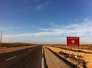 Photo: 100km/h maximum speed, I guess!
