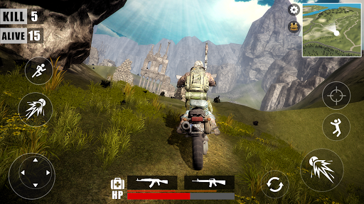 Free Survival Battleground  Fire : Battle Royale 1.0.17 screenshots 4