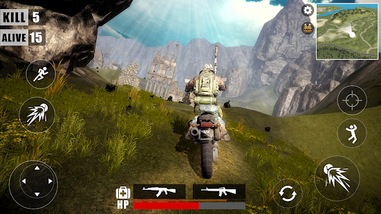 Download Survival Battleground Free Fire : Battle Royale For PC Windows and Mac apk screenshot 4