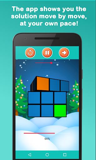 RubikSolver 6.2 screenshots 3