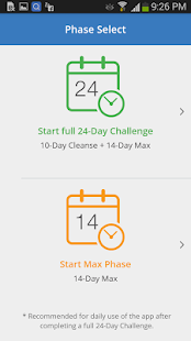 AdvoCare® 24-Day Challenge™- screenshot thumbnail