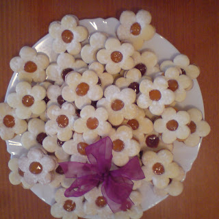 Serbian Vanilla Biscuits