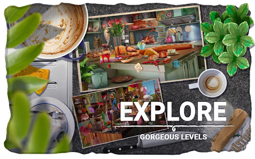 Hidden Objects Messy Kitchen u2013 Cleaning Game 2.1.1 Screenshots 4