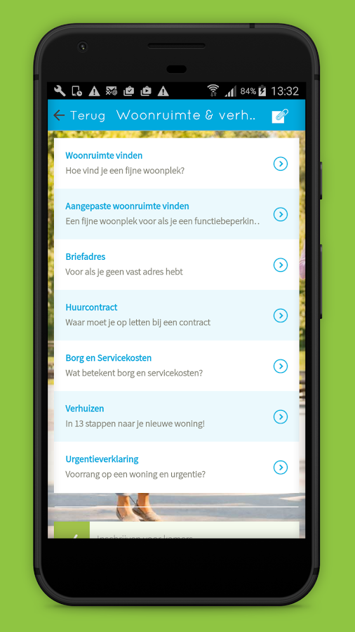 Kwikstart- screenshot