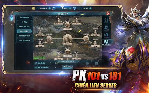 MU Strongest - VNG  captures d'écran 2