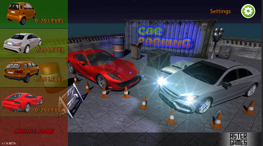 Code Triche Hard Car Parking APK MOD (Astuce) screenshots 1
