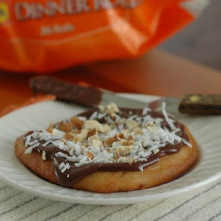 Coconut Almond Fry Bread