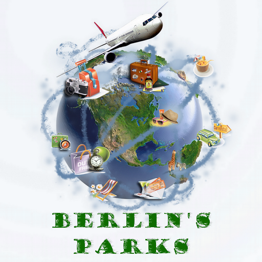 World Capitals.Parks in Berlin