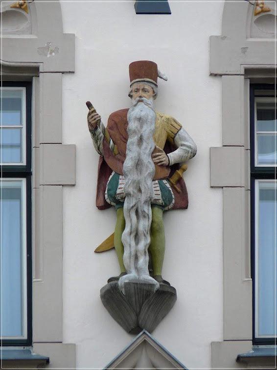 Hans Steininger, o homem que foi morto por sua barba