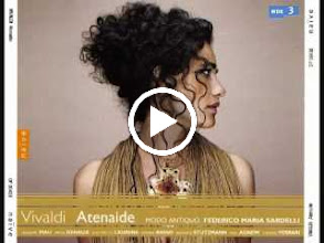 Video: Vivica Genaux - Qual la sua colpa sia (Atenaide) -
