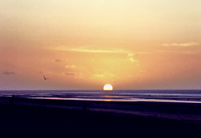 Sonnenuntergang in Broome