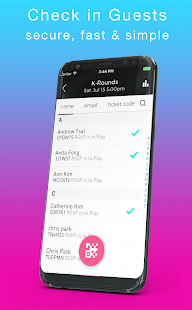 Sparxo Check-in- screenshot thumbnail