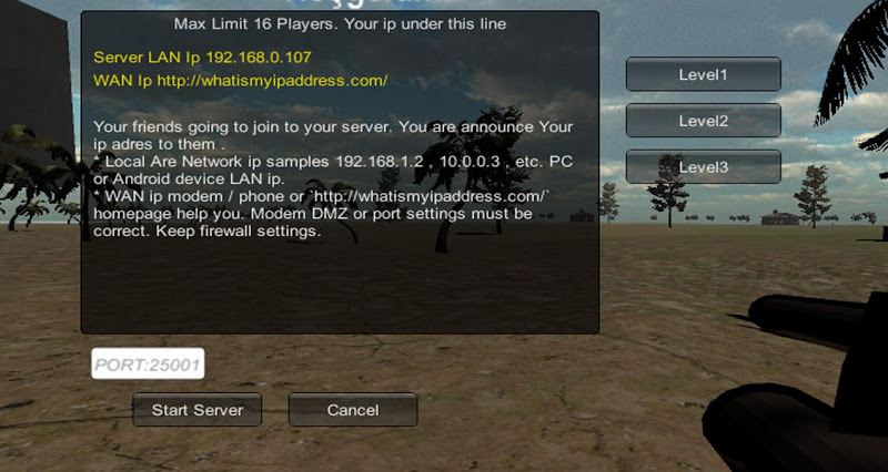 Скриншот Sniper v.15