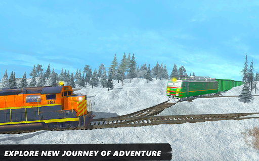 Train Racing & Driver Simulator 2017 : City trains for PC