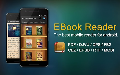 EBook Reader Pro- screenshot thumbnail
