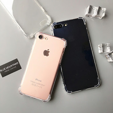 iphone case drop proof super protection clear soft case