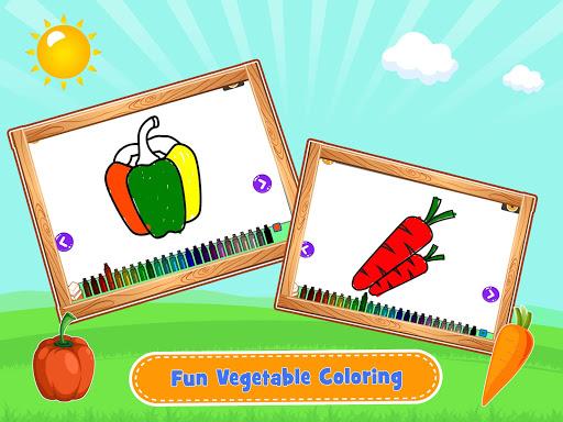 Vegetables Alphabet For Kids - Name & Match Games cheat hacks