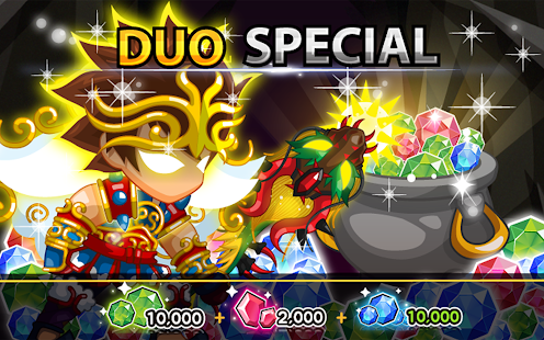 Cash Knight Duo Special Screenshot