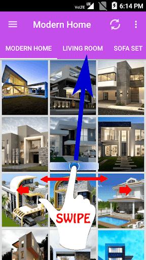 Modern Home Design 3 screenshots 1
