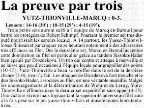 Photo: 22-04-96 N2F ASVB - Marcq-en-Baroeul 0-3