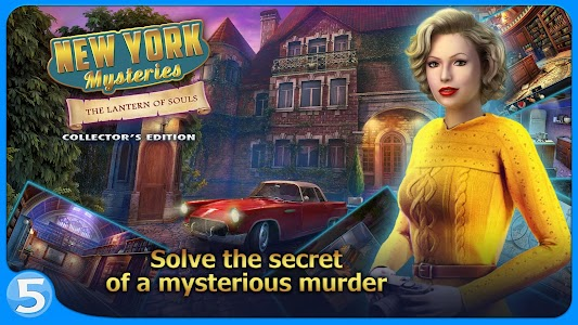New York Mysteries 3 screenshot 0
