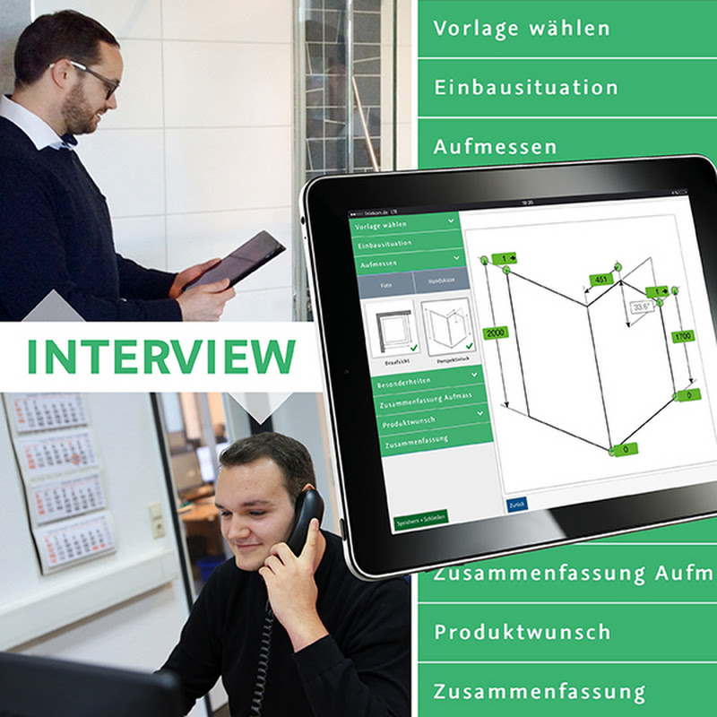 Die HSK Aufmaß-App