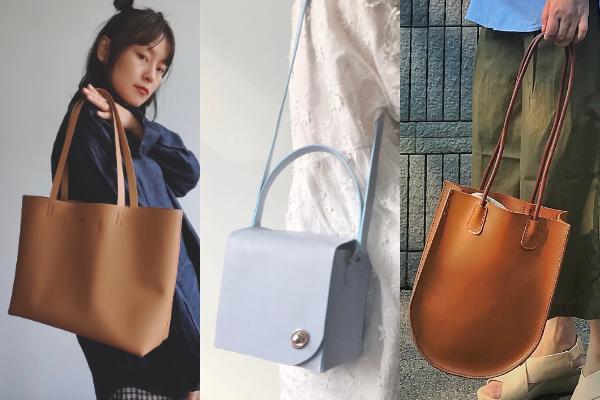 Pinkoi新品 2020秋冬女裝 2020時尚 趨勢 最新商品 穿搭 流行 皮包 皮革