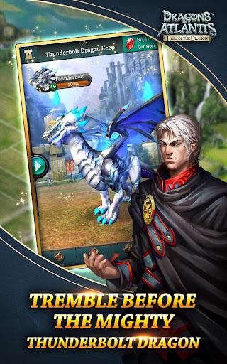 Dragons of Atlantis  screenshots 4