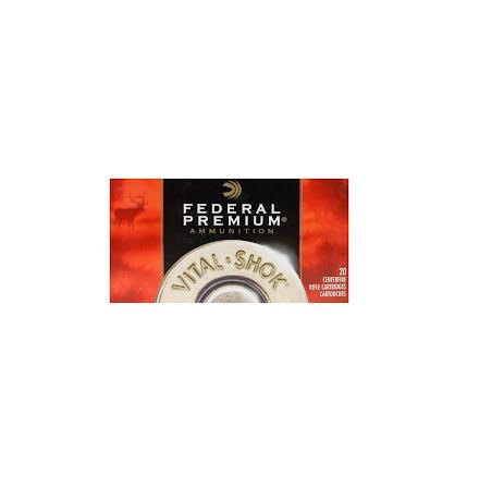 Federal 7mm Rem Mag 175gr Trop