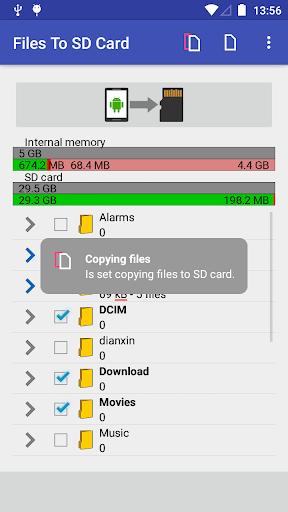 Files To SD Card 1.56 screenshots 7