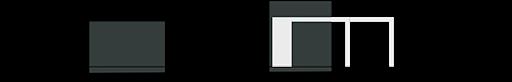 Przejrzysty D27 - Elewacja lewa