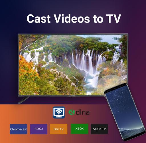 Cast TV for Roku/Chromecast/Apple TV/Xbox/Smart TV android2mod screenshots 1