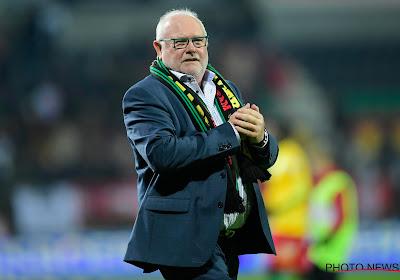Frank Dierckens évoque avoir reçu une offre d'achat pout Ostende !