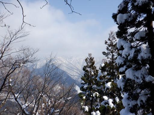 789mピークから小津権現山
