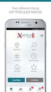 Navica Mobile Plus- screenshot thumbnail