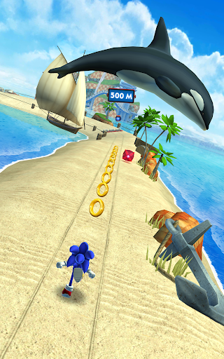 Sonic Dash apkdebit screenshots 8