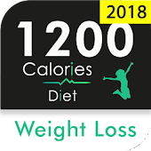 1200 Calories Weight Loss Diet (2018)