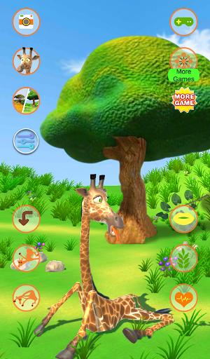 Talking Giraffe screenshots 9