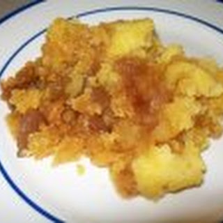 Crock-Pot Apple Dump Cake.