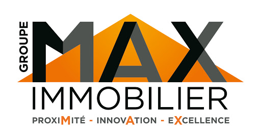 Logo de MAX IMMOBILIER